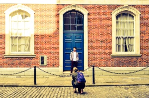 Making off of Aline Sene shooting Tigre | Dublin - IE | September  2014